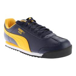 Men's PUMA Roma Basic Peacoat/Gold Fusion/Black