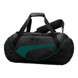 PUMA Teamsport Formation Duffel (Small 20in) Black/Green