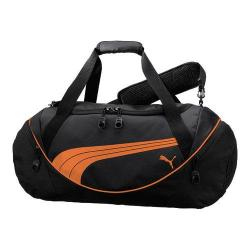 PUMA Teamsport Formation Duffel (Small 20in) Black/Orange