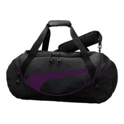 PUMA Teamsport Formation Duffel (Small 20in) Black/Purple