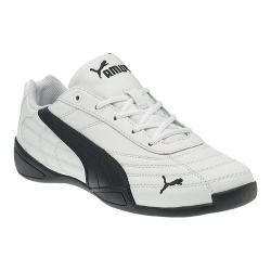 Boys' PUMA Tune Cat B Jr White/Black