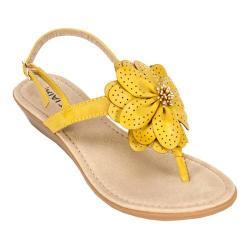 Women's Rialto Gilmore Yellow Synthetic