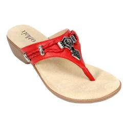 Women's Rialto Kismet Red Synthetic