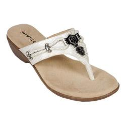 Women's Rialto Kismet White Synthetic