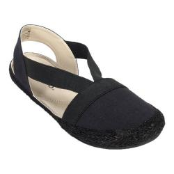 Women's Rialto Sloan Washed Black Canvas