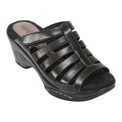 Women's Rialto Valencia Black Burnished Polyurethane