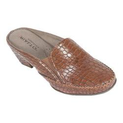Women's Rialto Vette Brown Antique Crocodile Print