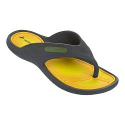 Boys' Rider Cape VII Sandal Grey/Yellow