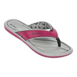 Women's Rider Cloud III Thong Sandal Pink/Gray