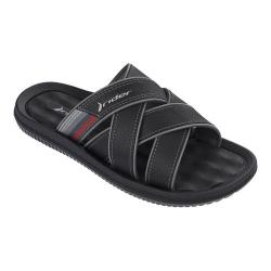 Men's Rider Dunas Slide Black/Dark Grey