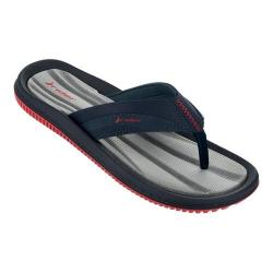 Men's Rider Dunas XI Thong Sandal Red/Blue/Grey