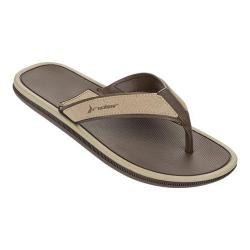 Men's Rider Maiorca Thong Brown/Beige