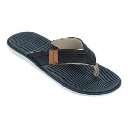 Men's Rider Malta Thong Sandal White/Blue