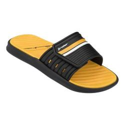 Men's Rider Rail Slide Black/Yellow
