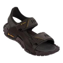Boys' Rider Tender VIII Active Sandal Brown/Brown