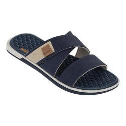 Men's Rider Valencia Slide Blue/Beige
