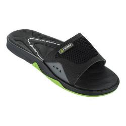 Men's Rider Ventor Slide Black/Green
