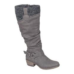 Women's Rieker-Antistress 93756 Tall Boot Cenere/Black/Grey Synthetic
