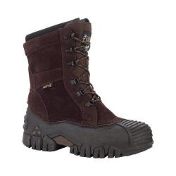Men's Rocky 10in Jasper Trac Insulated Outdoor 4799 Brown Leather