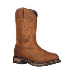 Women's Rocky 10in Roper Ride RKYW082 Aztec Crazy Horse Full Grain Leather