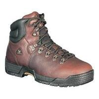 Men's Rocky 5in MobiLite 7114 Boot Deer Brown Soggy Leather