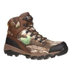 Men's Rocky 6in Adaptagrip RKYS154 Realtree Xtra Green Textile