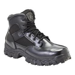 Men's Rocky 6in AlphaForce 6167 Boot Black Leather