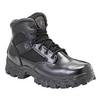 Men's Rocky 6in AlphaForce 6167 Boot Black Leather