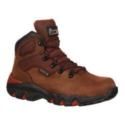 Men's Rocky 6in BigFoot Hiker RKYK062 Brown