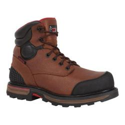 Men's Rocky 6in Elements Dirt RKYK073 Brown