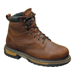 Men's Rocky 6in IronClad 5696 Bridle Brown Leather