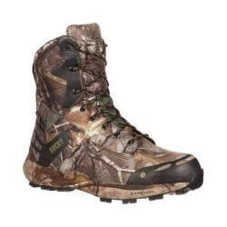 Men's Rocky 8in Broadhead 800G RKS0184 Realtree Xtra Ripstop Nylon