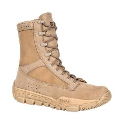 Men's Rocky 8in C5C RKYC003 Desert Tan