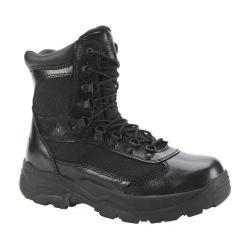 Men's Rocky 8in Fort Hood 2049 Black Leather