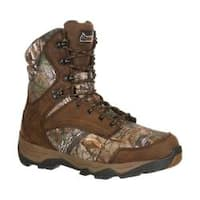 Men's Rocky 8in Retraction 800G RKS0227 Realtree Xtra Leather Nylon