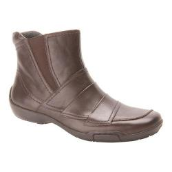 Women's Ros Hommerson Claire Dark Brown Leather