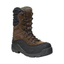 Men's Rocky BlizzardStalker 9in Steel Toe 7465 Boot Brown