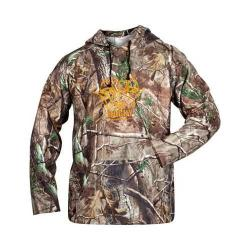 Men's Rocky Logo Hoodie 600383 Realtree All Purpose Camo