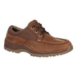 Men's Rocky Oxford Lakeland RKS0200 Brown Leather