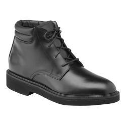 Men's Rocky Polishable Dress Leather Black Full Grain Leather