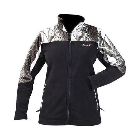 Women's Rocky Silent Hunter Combo Fleece Jacket 602418 Realtree Hardwoods Smooth