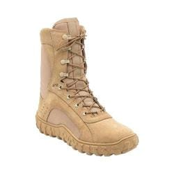 Men's Rocky S2V 8in Steel Toe 6101 Boot Desert Tan