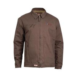 Men's Rocky Short Jacket WW00001 Brown