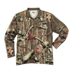 Men's Rocky Silent Hunter 1/4 Zip Mossy Oak Break Up Infinity