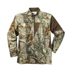Men's Rocky Silent Hunter 1/4 Zip Realtree AP