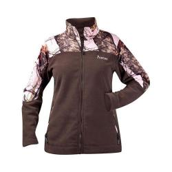 Women's Rocky Silent Hunter Combo Fleece Jacket 602418 Realtree Pink