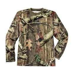 Men's Rocky Silent Hunter Long Sleeve Tee Mossy Oak Break Up Infinity