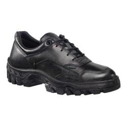 Women's Rocky TMC Athletic Oxford 5101 Black Full Grain Leather