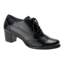 Women's Ros Hommerson Addison Black Burnished Calf