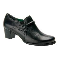 Women's Ros Hommerson Adrian Black Burnished Calf